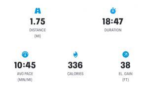 Week 4 Run 2 Results