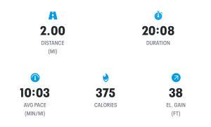 Week 6 - Run 3 Results Screenshot